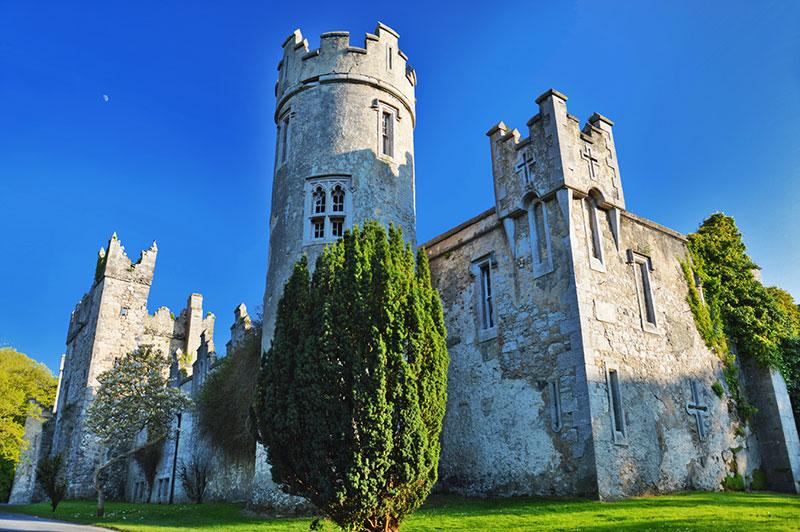 Куда съездить из Дублина на 1 день: замок Хоут