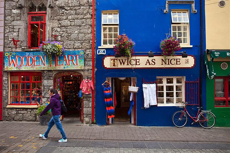 Куда съездить из Дублина на 1-2 дня: Голуэй