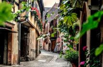 Винная дорога Эльзаса: Кольмар