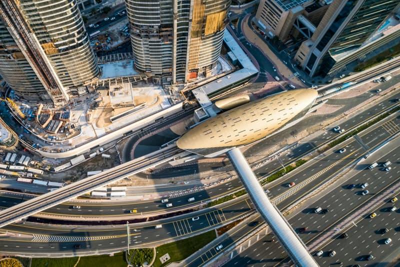 Станция метро Dubai Mall, Дубай