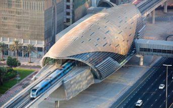 Метро Дубая: цены и карта