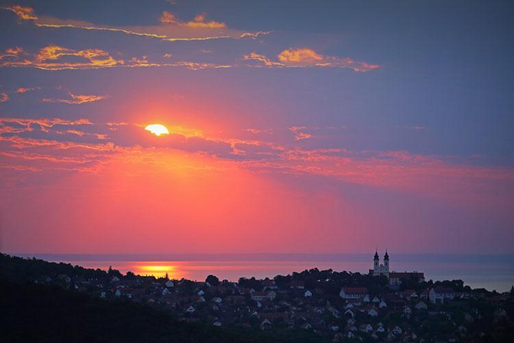 Осенний отдых в Венгрии: полуостров Тихань