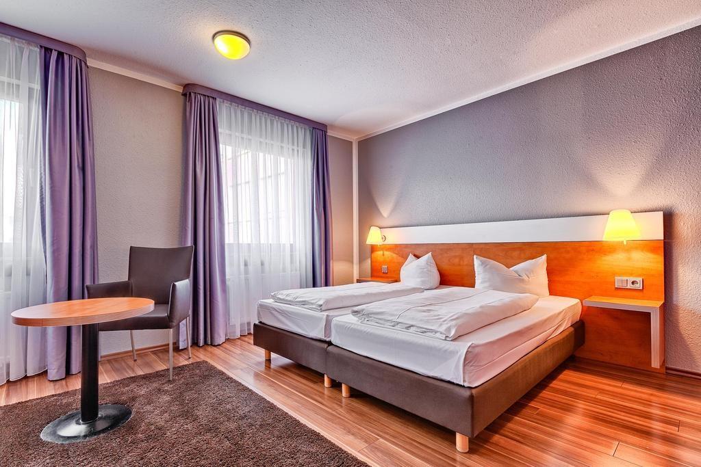 Отели Штутгарта: attimo Hotel Stuttgart
