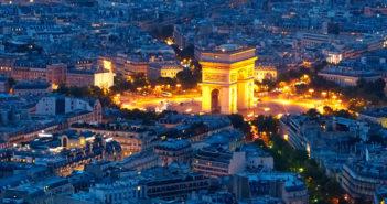 Триумфальная арка, Париж (ФОТО) — как добраться из центра