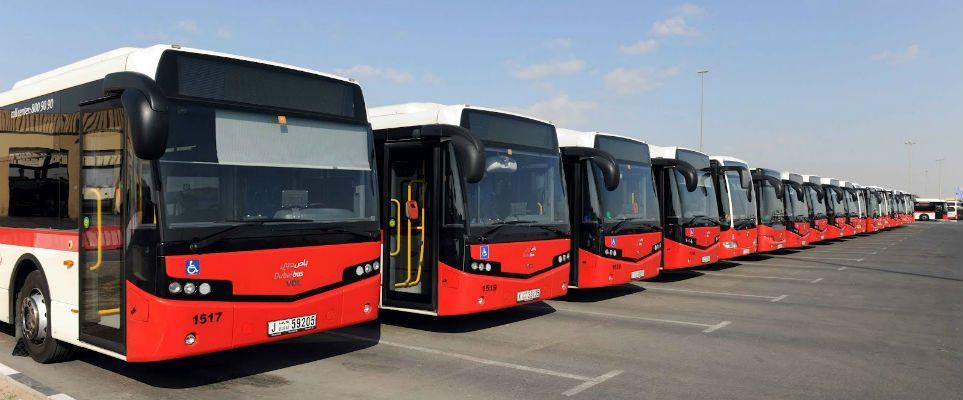 Дубай — Абу-Даби: как добраться на автобусе