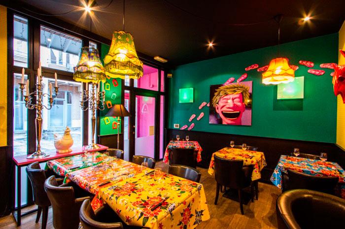 Где недорого поесть в Брюгге: кафе Arthie's