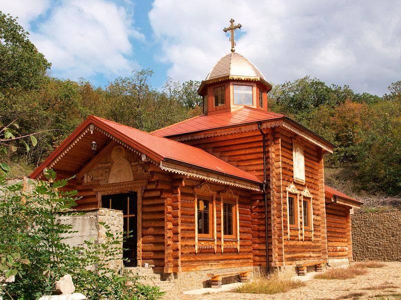 Куда сходить в Судаке: Кизилташский монастырь