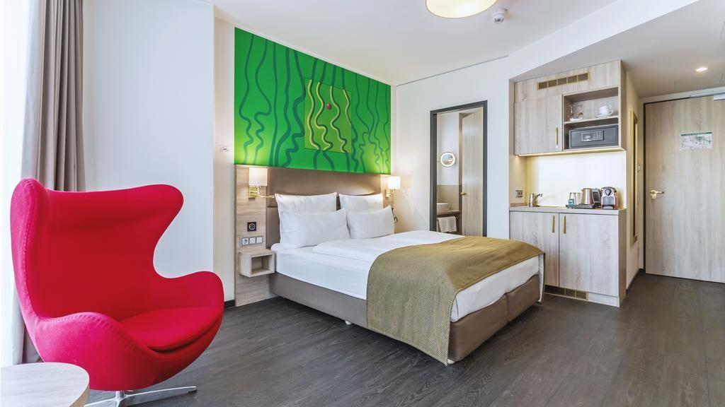 Stay! Hotel Boardinghouse в Гамбурге