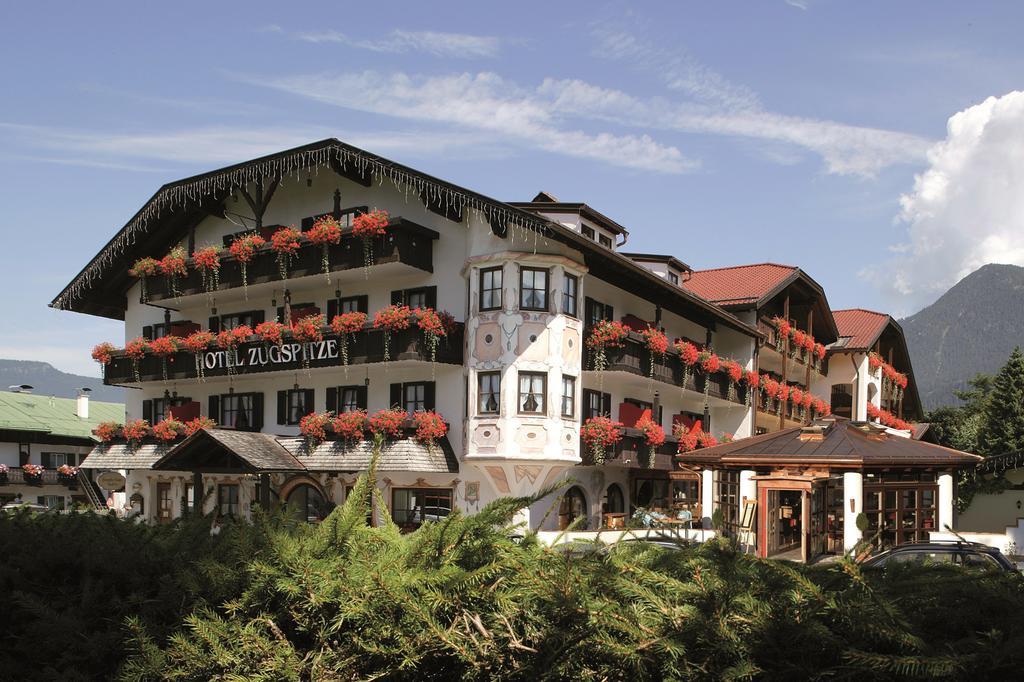 Отели Гармиша: Hotel Zugspitze