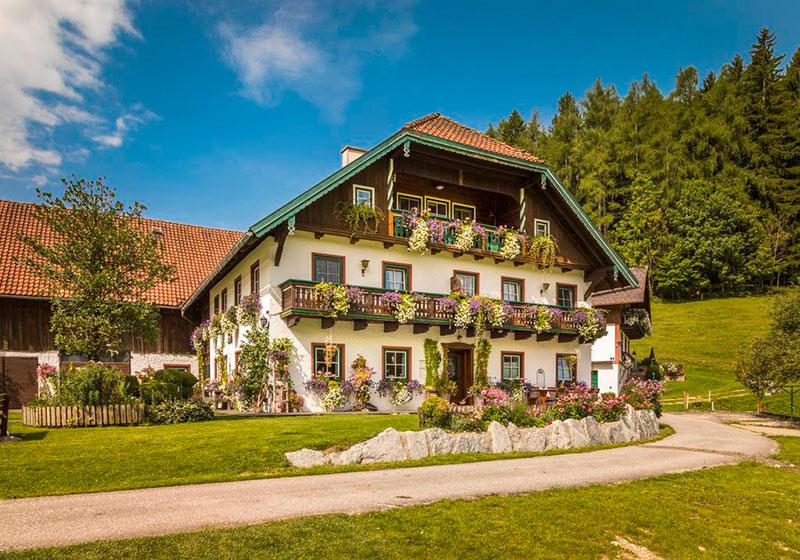 Отдых на Фушльзе в Австрии