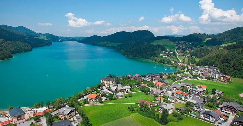 Самые красивые озера Австрии: Фушльзе