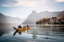Озера Австрии для купания: Траунзее