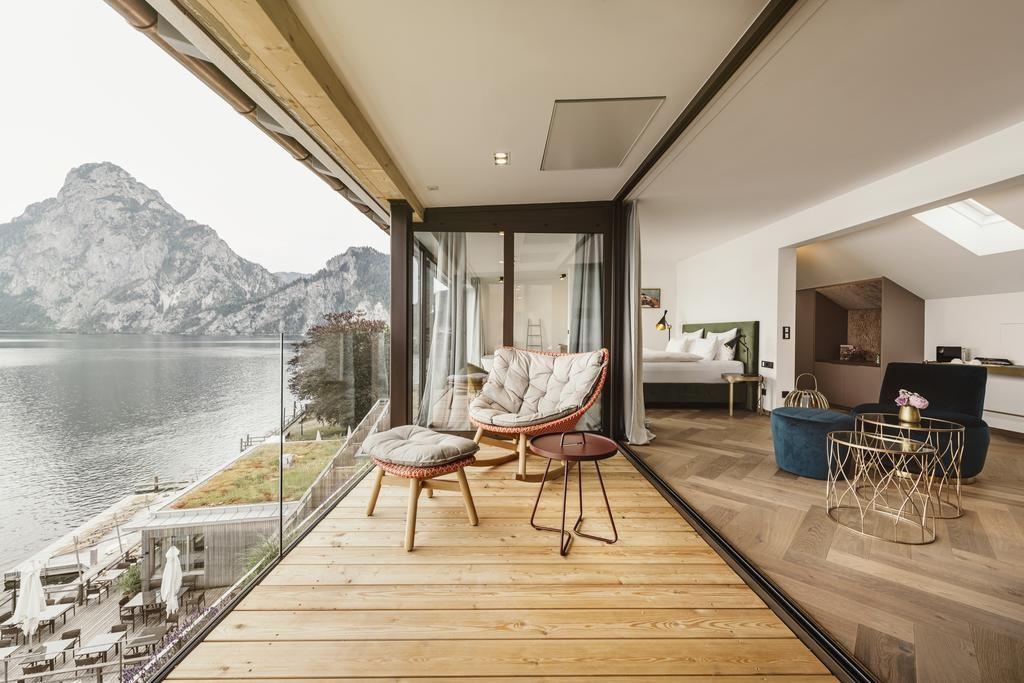 Отели на Траунзе (Австрия)