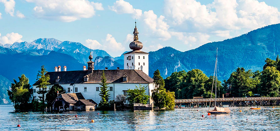 Отдых на озерах Австрии: Траунзе