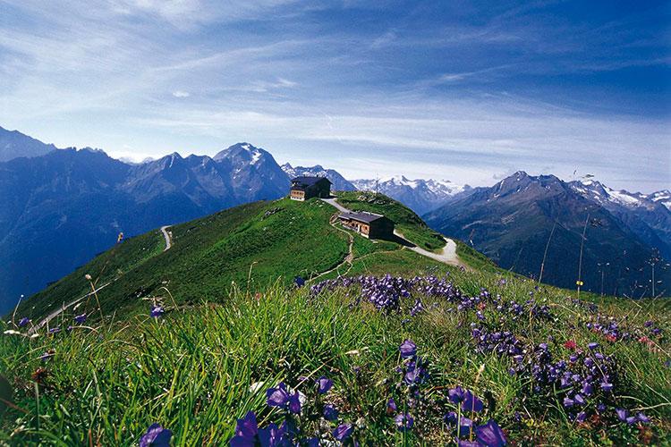 Летний отдых в Австрии: горы Тироля