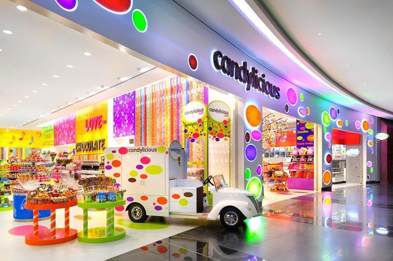 Candylicious в Дубае — место, куда нужно заглянуть с детьми