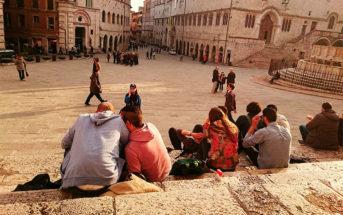Как добраться в Перуджу из Рима / Флоренции