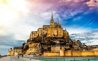 В Мон-Сен-Мишель из Парижа: как добраться на поезде / с экскурсией / на авто