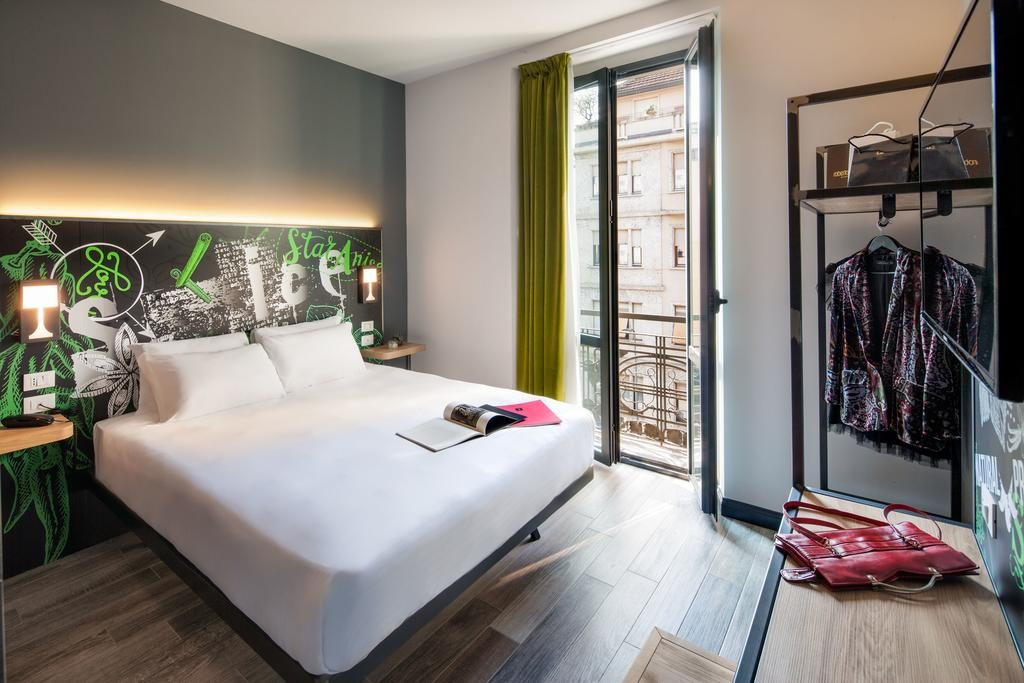 Spice Hotel Milano (Центральный вокзал Милана)