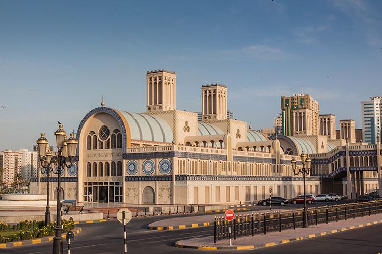 Дубай - Шарджа: как доехать на автобусе