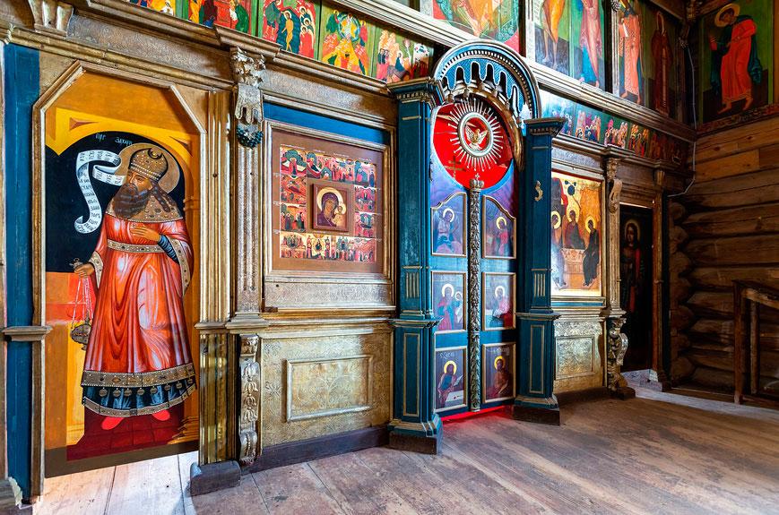 Куда поехать из Казани: Троицкая церковь Свияжска