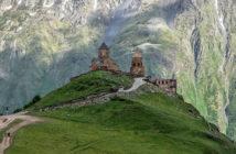 Церковь Гергети (Казбеги) — экскурсия №1 из Тбилиси