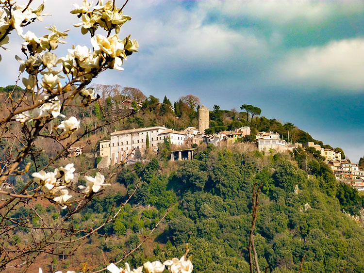Фестиваль в Неми: как добраться из Рима