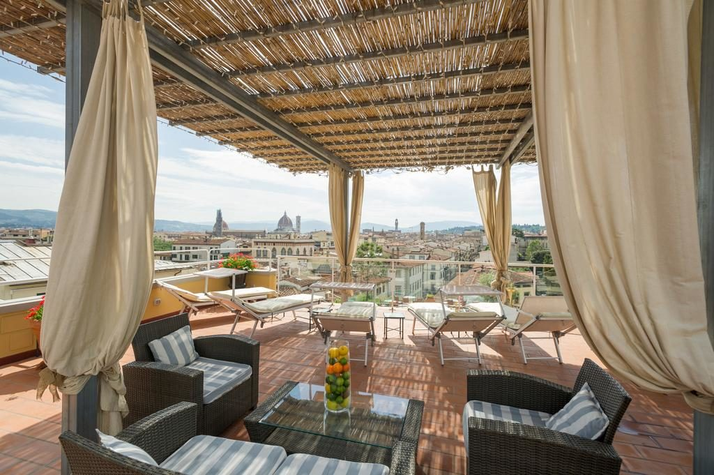 Отели Флоренции: Hotel Kraft