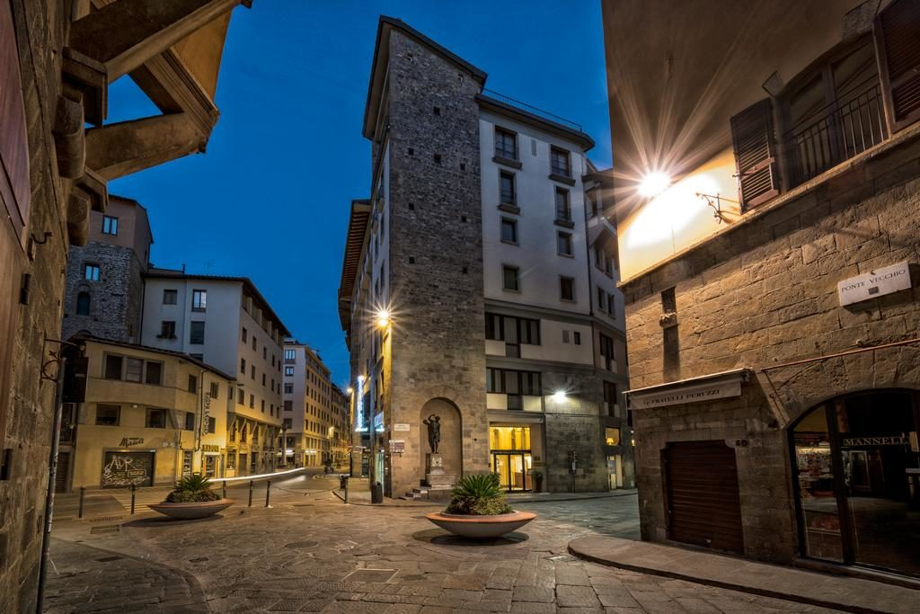 Hotel Pitti Palace al Ponte Vecchio (Флоренция, Италия)