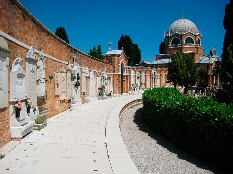 Остров Сан-Микеле, Венеция: часы работы кладбища, транспорт