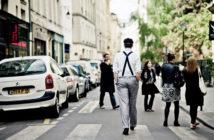 Прогулка по району Маре в Париже