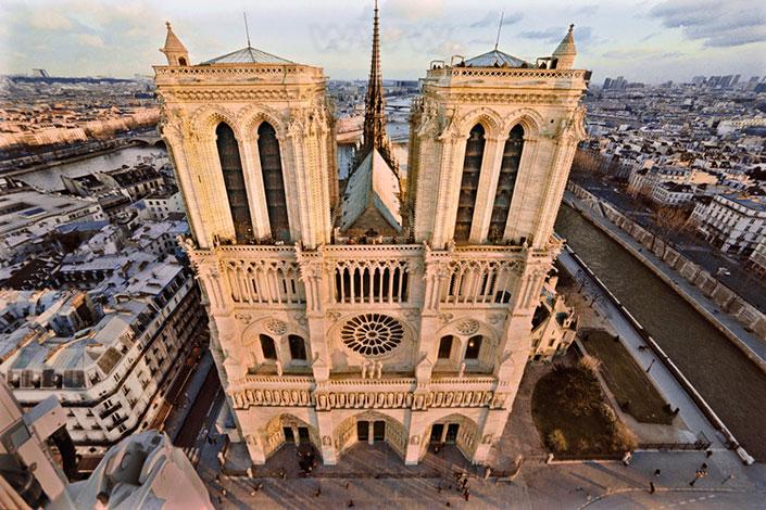 Собор Парижской богоматери: как подняться на башни