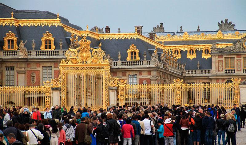 Как попасть в Версаль без экскурсии (Париж, Франция)