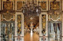 Зеркальная галерея (Версальский дворец, Париж)