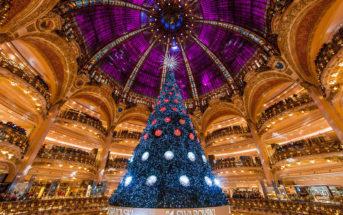 Лучшие рождественские ярмарки в Париже