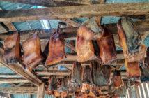 Акулье мясо Хаукарль — исландский деликатес