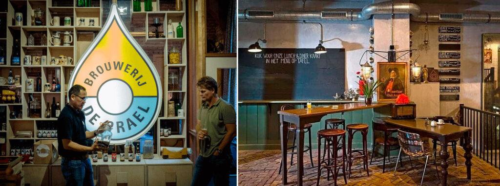 Где выпить пива в Амстердаме: De Prael
