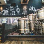 Пивные бары Амстердама: Bierfabriek