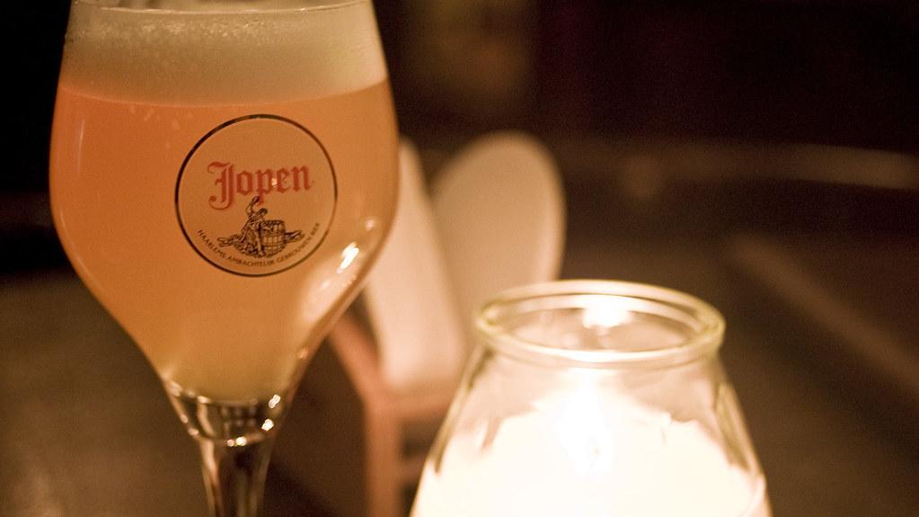 Где вкусное пиво в Амстердаме: Proeflokaal Jopen