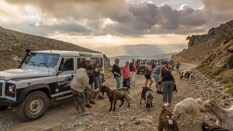 Экскурсии на Крите: сафари на Лассити