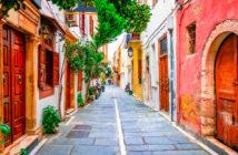 Экскурсии на Крите: старый город Ретимно