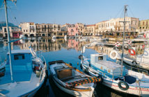Экскурсии на Крите: гавань Ретимно