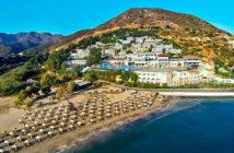 Экскурсии на Крите: пляж в деревушке Фоделе