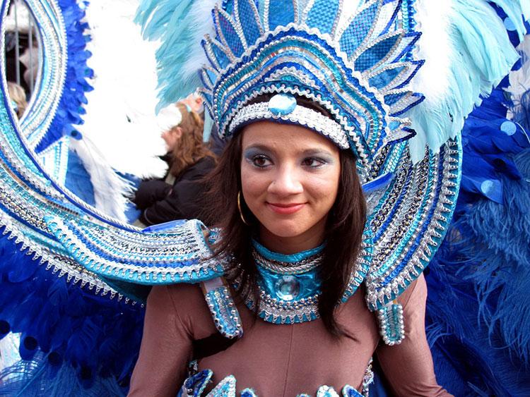 Как проходит карнавал в Ментоне (программа)