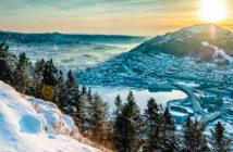 Зимний отдых в Норвегии: 8 развлечений