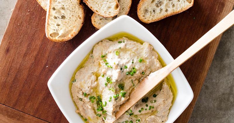 Рецепт пасты из анчоусов для бутербродов / тостов