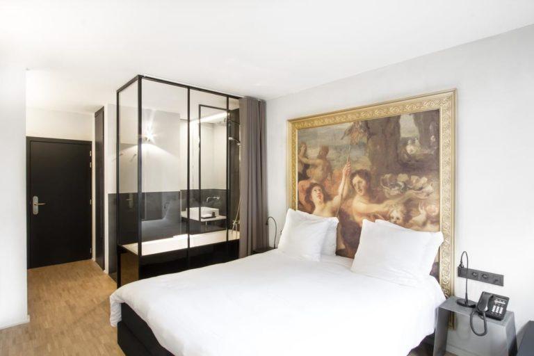 Где остановиться в Антверпене: HotelO Kathedral