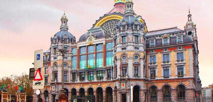 Брюссель — Антверпен: как добраться на поезде / автобусе / авто