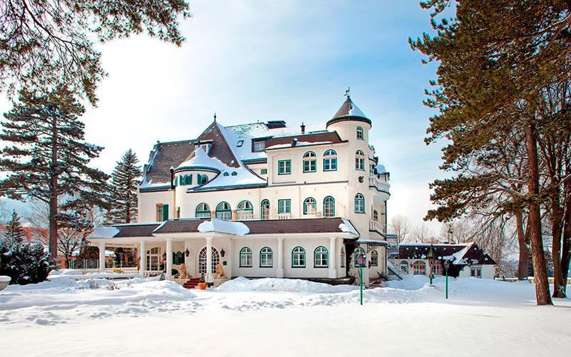 Достопримечательности Инсбрука: курорт Иглс