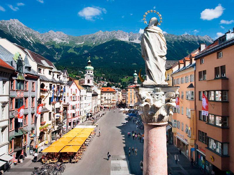 Колонна Святой Анны (Инсбрук, Австрия)